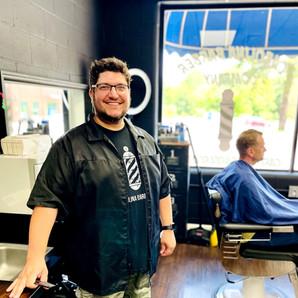 A cut above: meet Greg Chiampa of Carolina Barber Co.