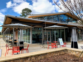 Stay warm on these heated patios in Fort Mill