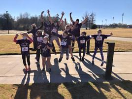 Girls on the Run Spring 2021