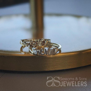 Aug. 15 is the last day to preorder your Fort Mill, Tega Cay, or Rock Hill ring by Sessoms & Son