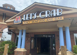New seafood restaurant Let's Crab to open Oct. 1