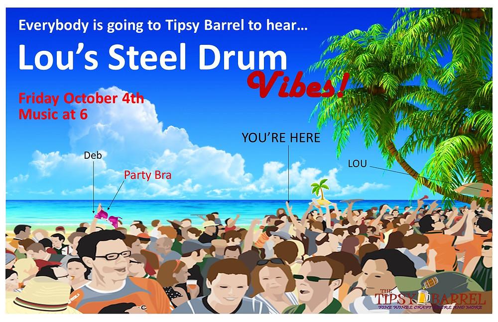 Lou's Steel Drum