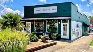 August events at Crossings on Main: Back to School + Watercolor Classes