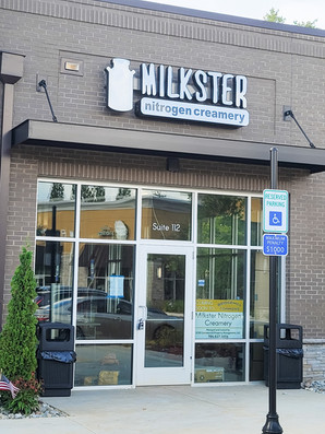 COMING SOON: Milkster Nitrogren Creamery Indian Land