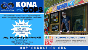 FREE Kona with Cops sponsored by the 809 Foundation