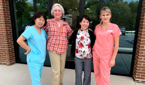 Meet Dr. Alexander of Core Dentistry, now open in downtown Fort Mill