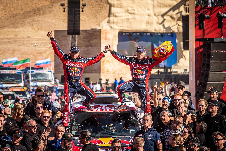 X Raid Mini. Dakar 2020