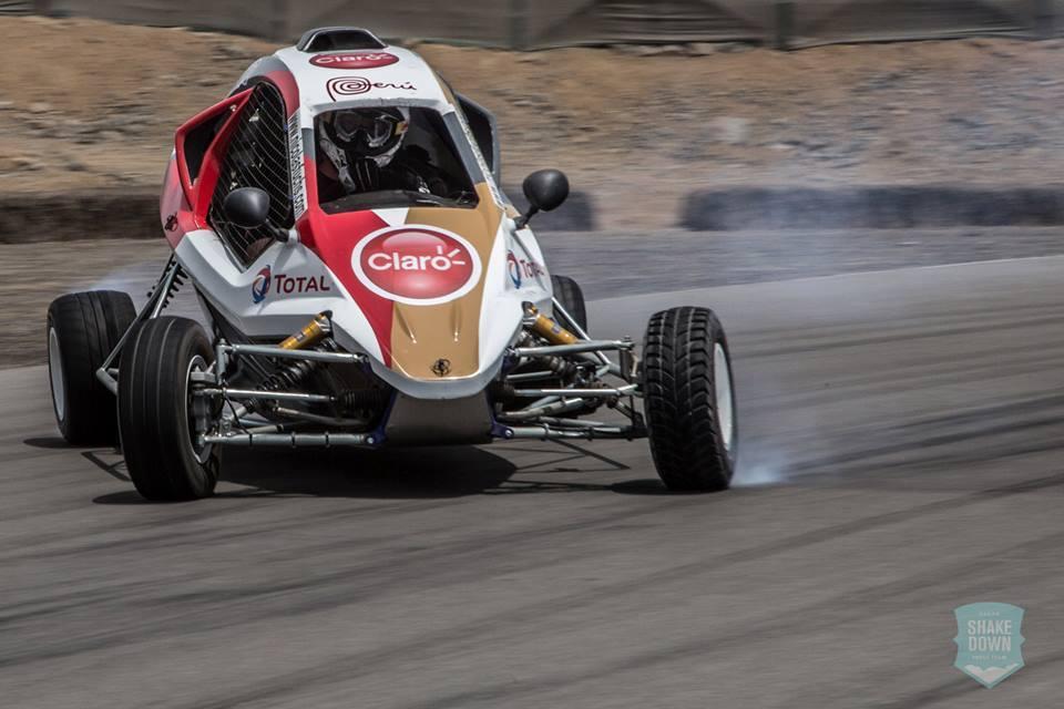 Driver Challenge Peru 2015 / Mexico 2015