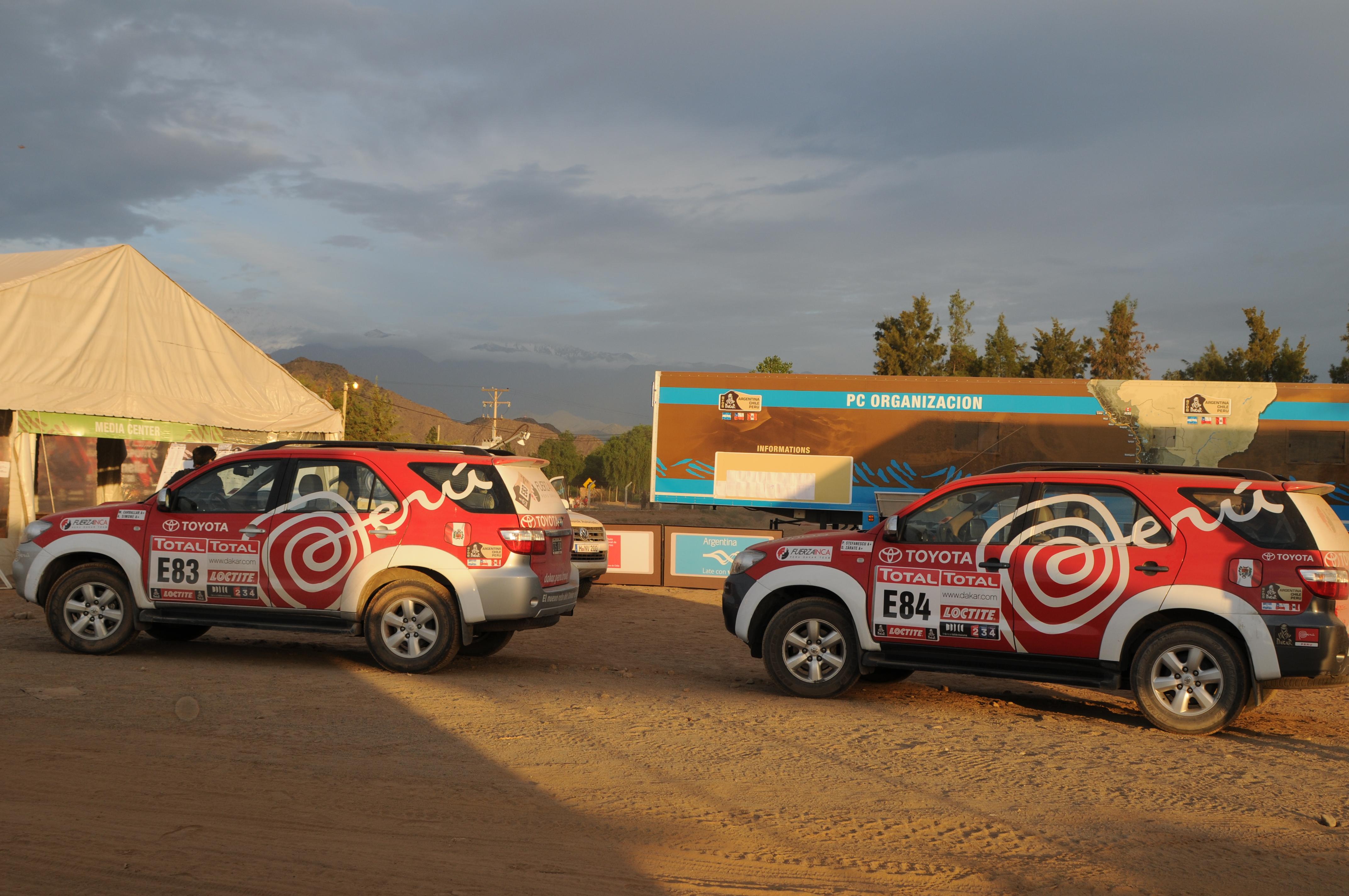 PR - Prensa Dakar 2012 - Dakar 2013