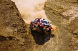 Rally de Marruecos 2016