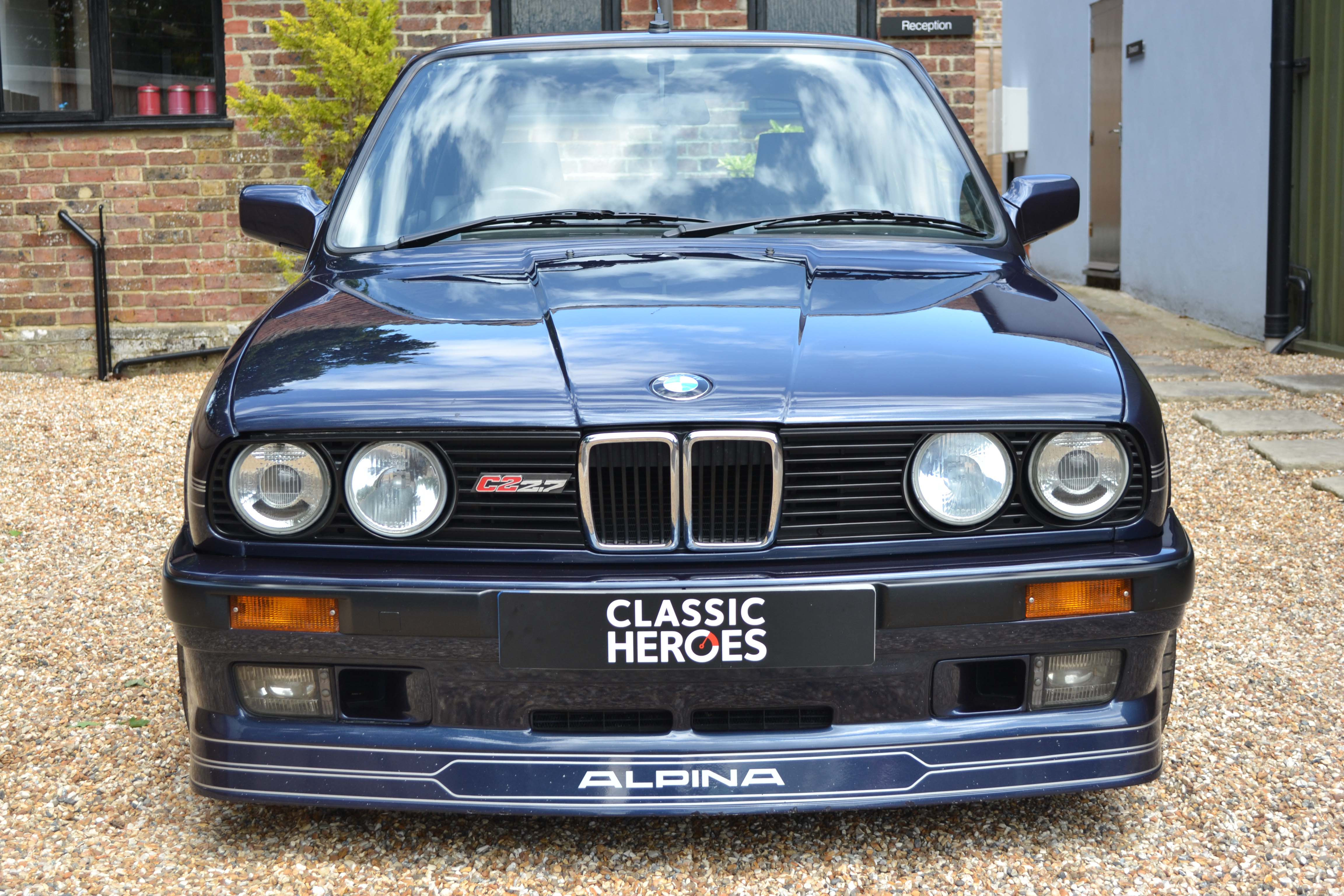Bmw E30 Alpina C2 Touring For Sale Classic Heroes