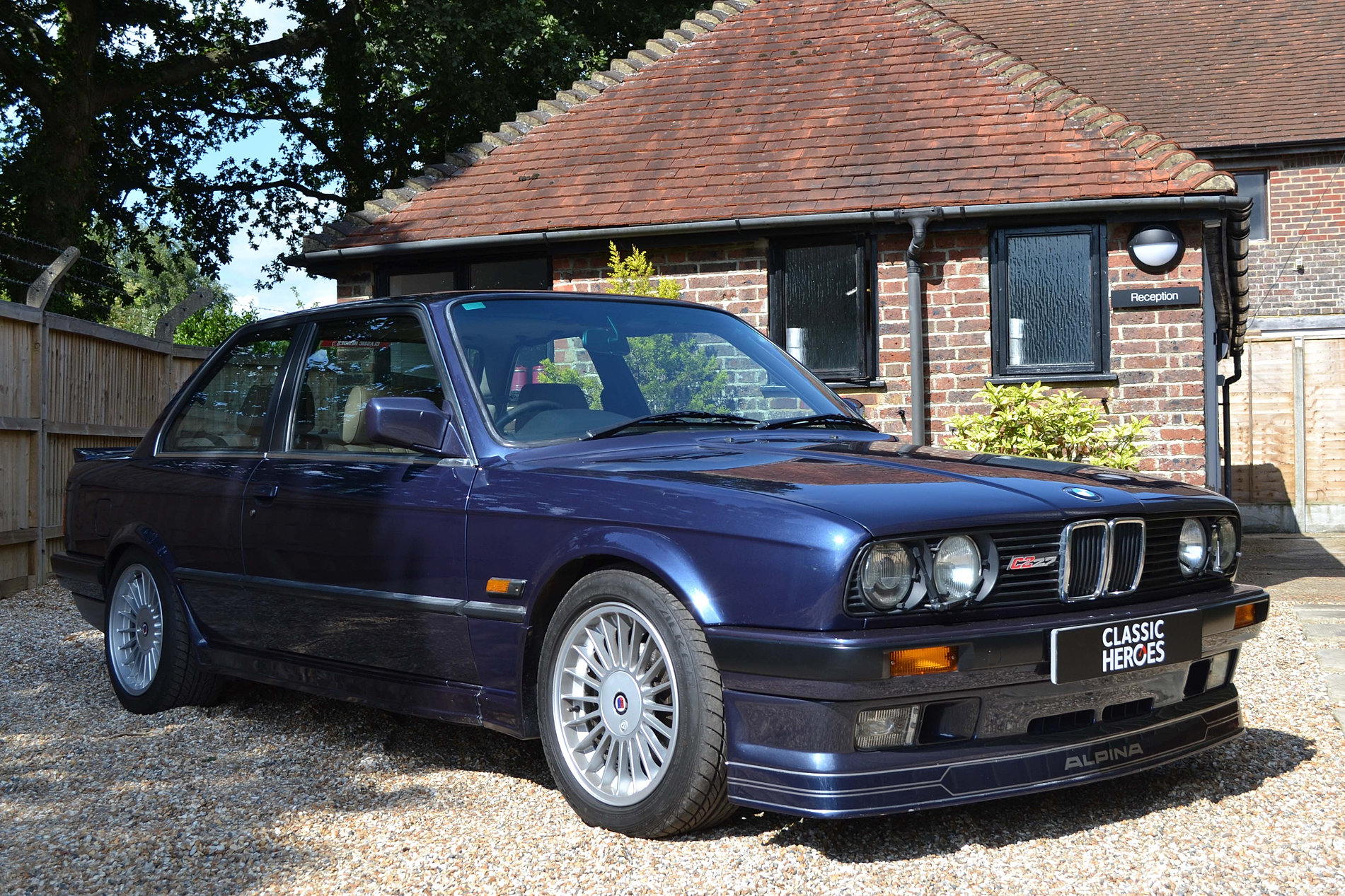 Bmw E30 Alpina C2 For Sale Classic Heroes