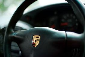 Porsche Sterring Wheel