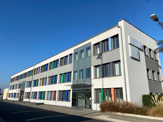 Impfzentrum in Pfungstadt