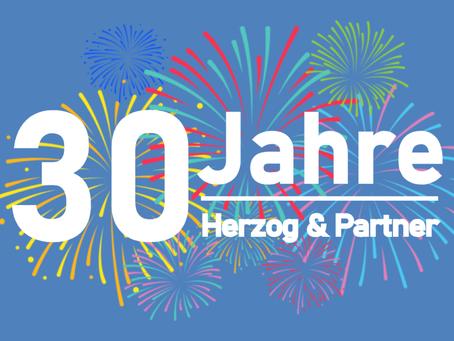 30 Jahre Herzog & Partner