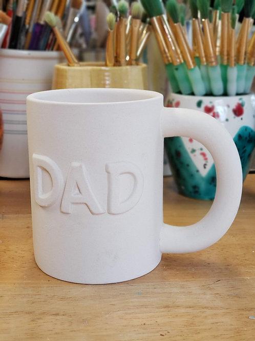 """""""DAD"""" 12oz. Mug"""