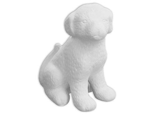 Dog/Puppy Sitting Figurine
