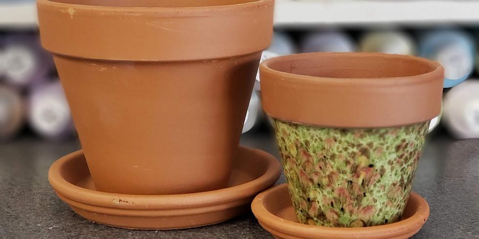 Flower Power Pots