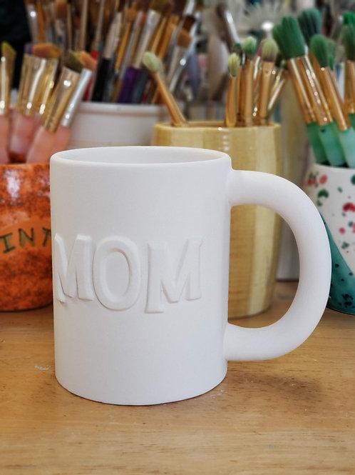 """MOM""12oz. Mug"
