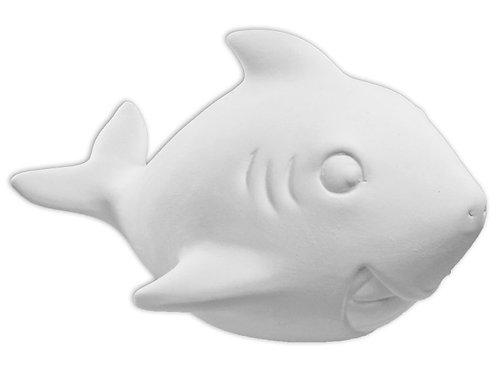 Seamus Shark Figurine