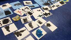 La peinture à gogo : un atelier de rentrée pour développer la vitalité découvreuse des enfants!