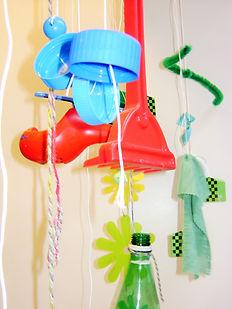 Superbidouille, bricolage Petit Pois atelier