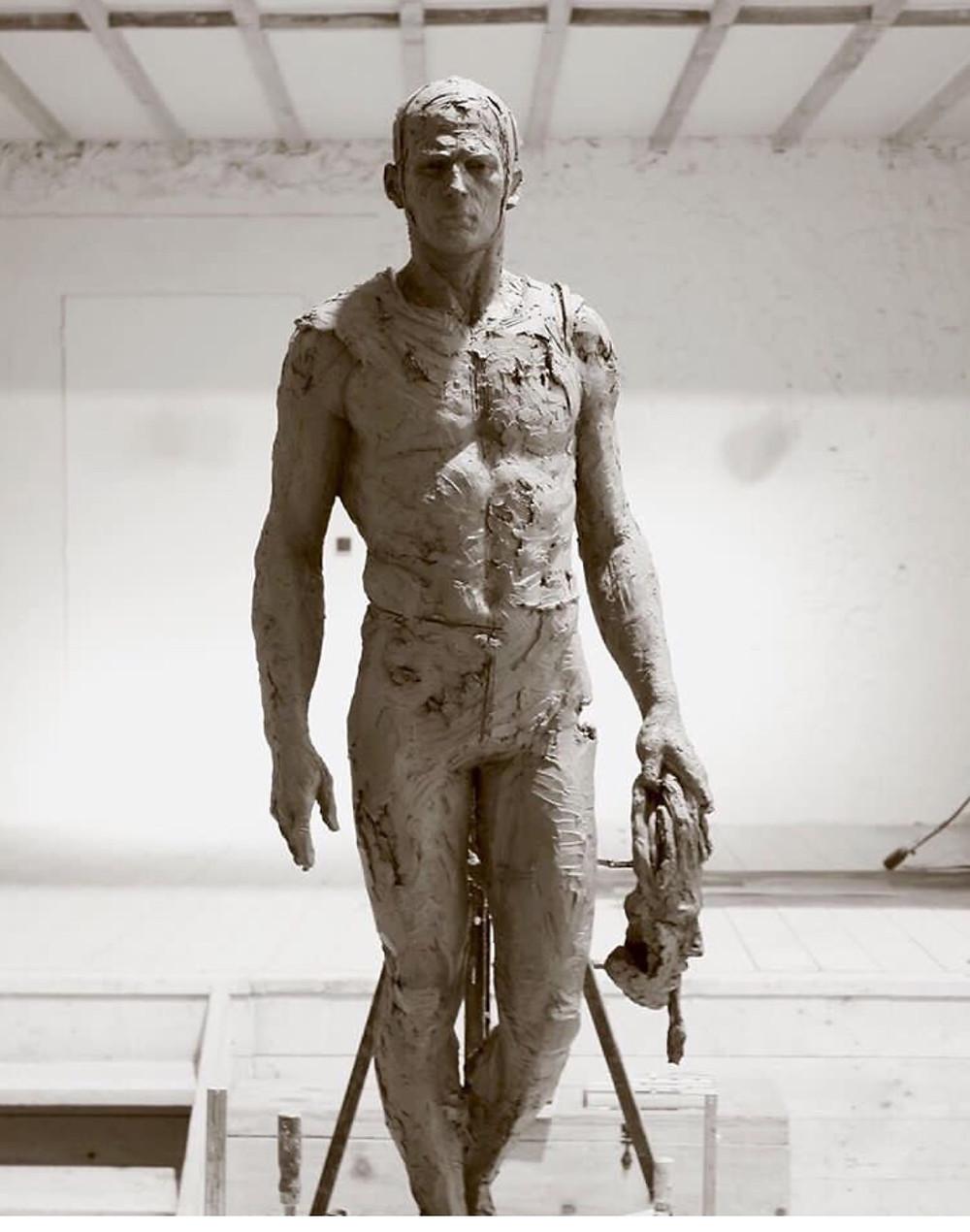 sculpture de Christophe Charbonnel