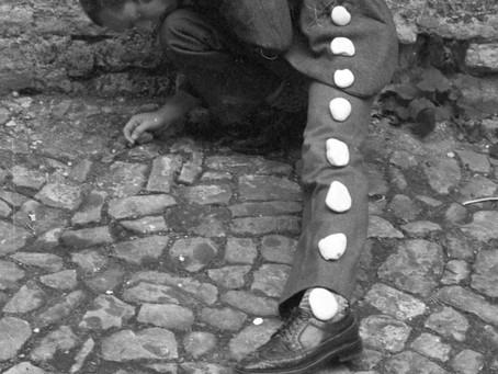 Défi Petit Pois#5: la patouille à cailloux, joue comme Sebastiano Barassi!