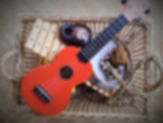 Eveil Musical Petit Pois atelier