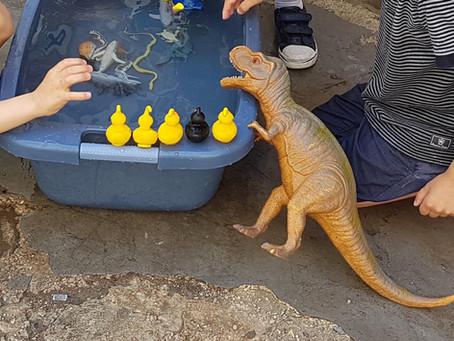 Petit Pois publie un projet pédagogique sur l'eau sur le site www.crecheemploi.fr!