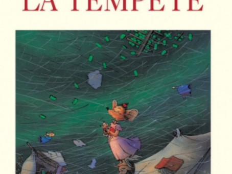 Défi Petit Pois#1: cabanes et tempête