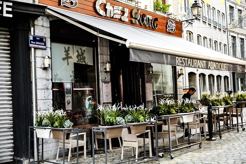 Restaurant Rue Des Bons Enfants Asiatique