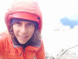 Lindsay Fixmer Wilmington Rock Gym Outdoor Climbing NC