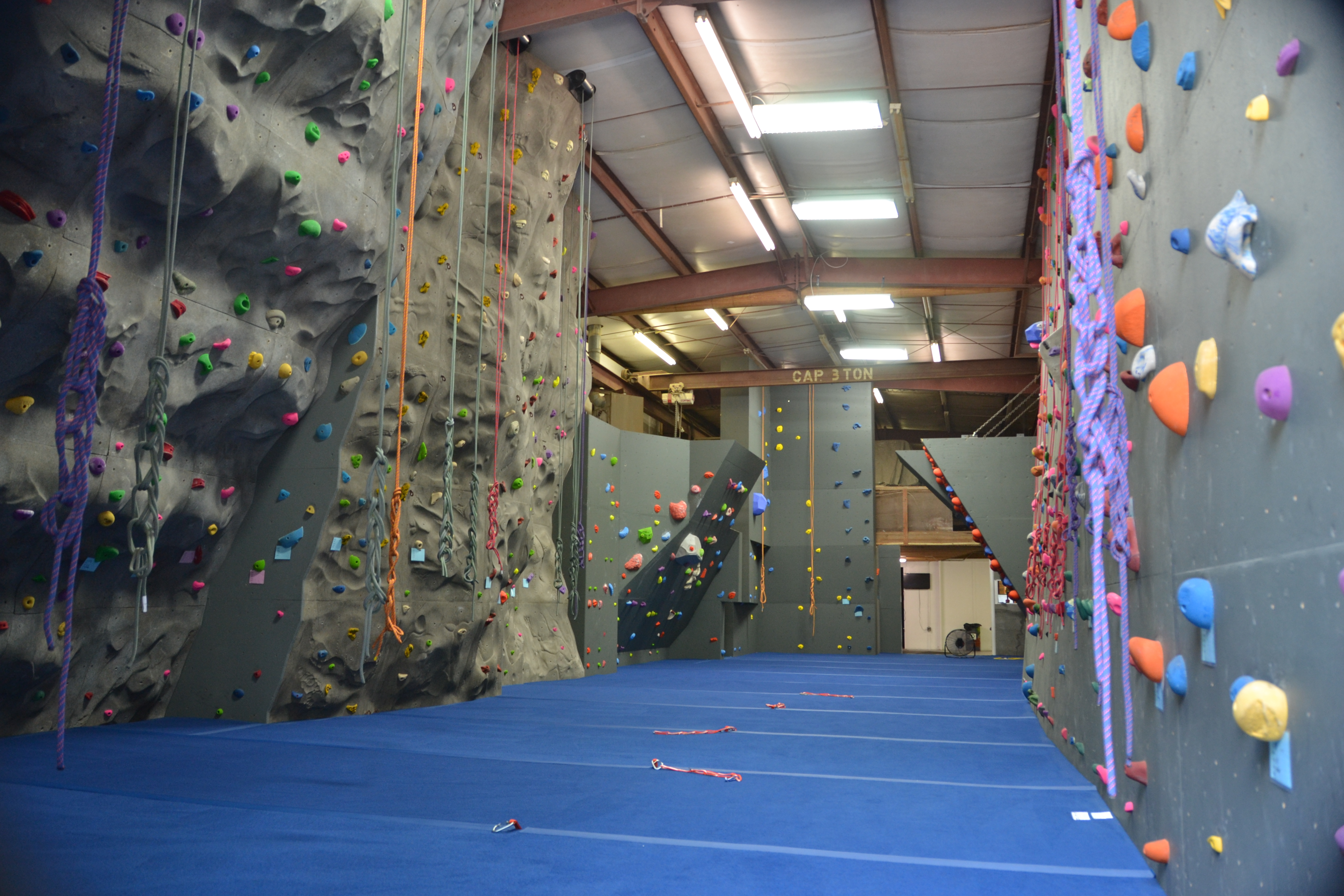 Rock Climbing Gym Wilmington NC