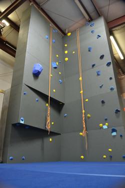 Indoor Rock Climbing NC