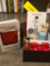 Book box, The Hate U Give
