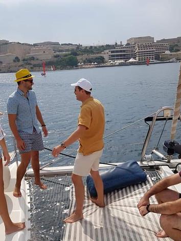 Summer Boat Trip