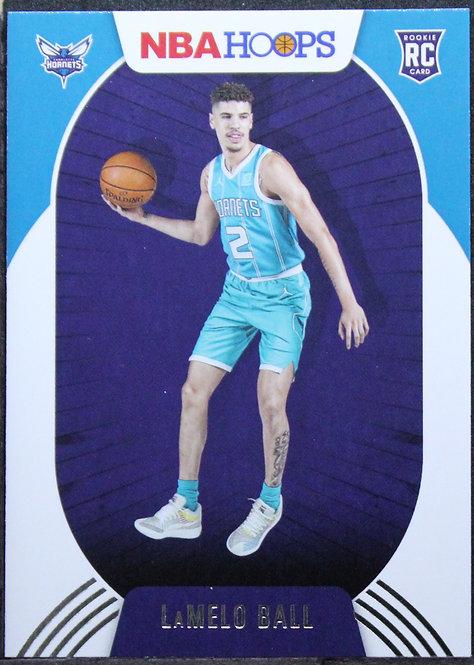 Lamelo Ball 2020-21 NBA Hoops RC