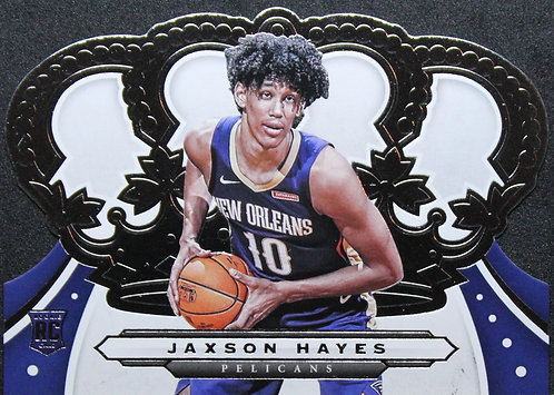 Jaxson Hayes 2019-20 Crown Royale RC