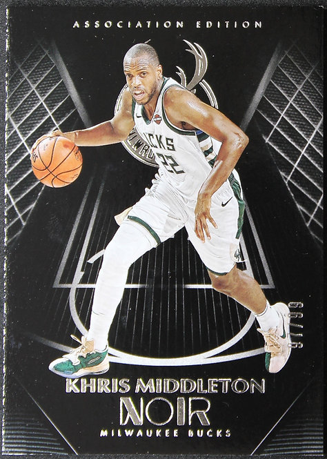 Khris Middleton 2019-21 Noir 97/99