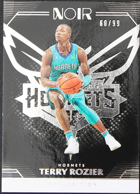 Terry Rozier 2019-20 Noir Icon Edition 60/99
