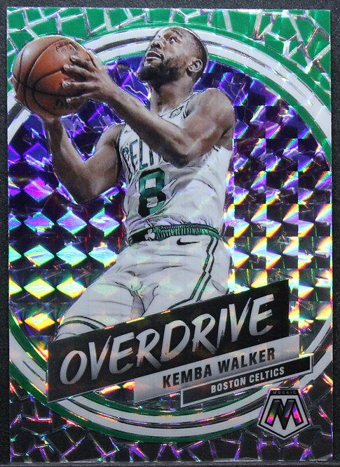 Kemba Walker 2019-20 Mosaic Overdrive