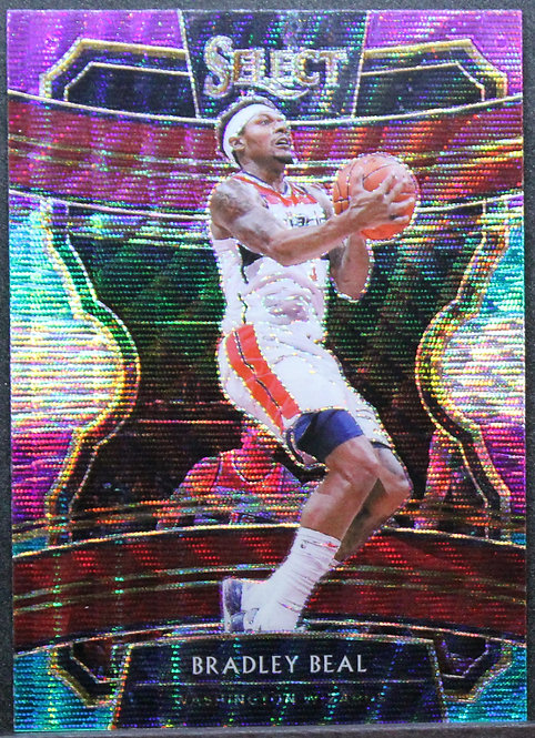 Bradley Beal 2019-20 Select Prizms Tri Colour