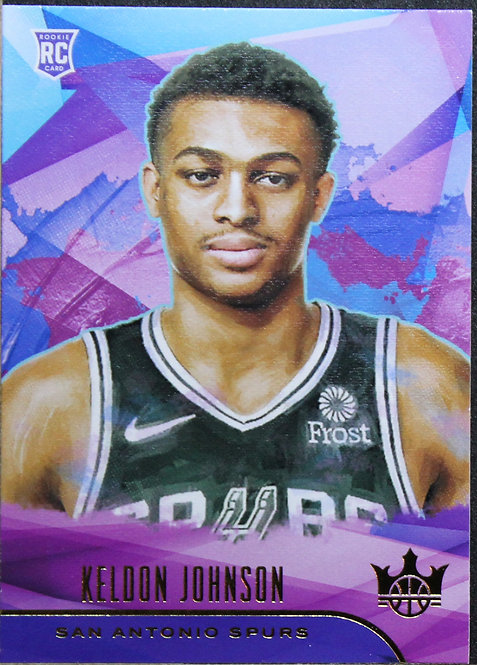 Keldon Johnson 2019-20 Court Kings RC