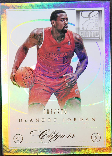DeAndre Jordan 2012-13 Elite Series 87/275