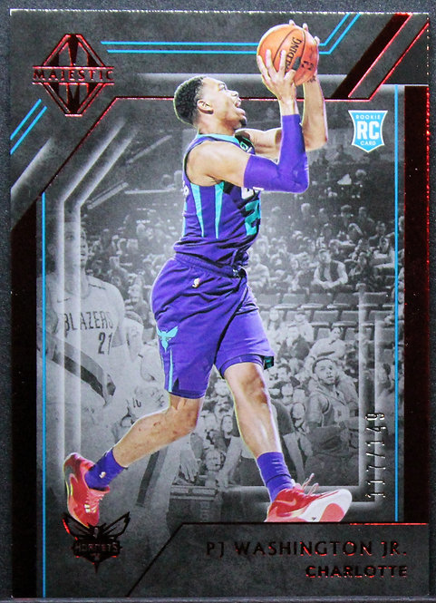 PJ Washington Jr 2019-20 Chronicles Red Majestic 117/149