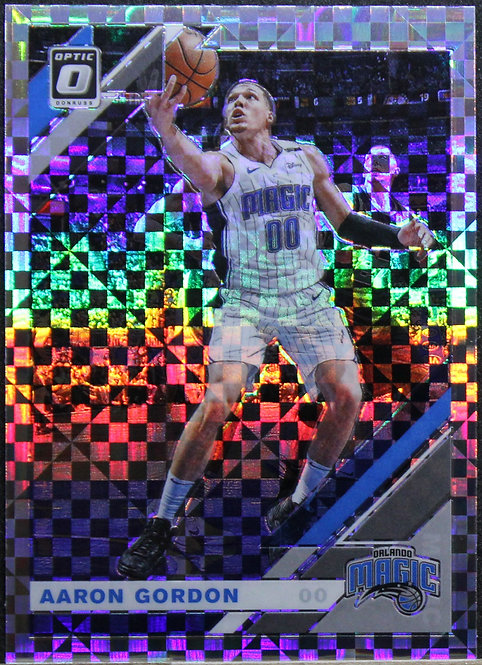 Aaron Gordon 2019-20 Optic Checkerboard