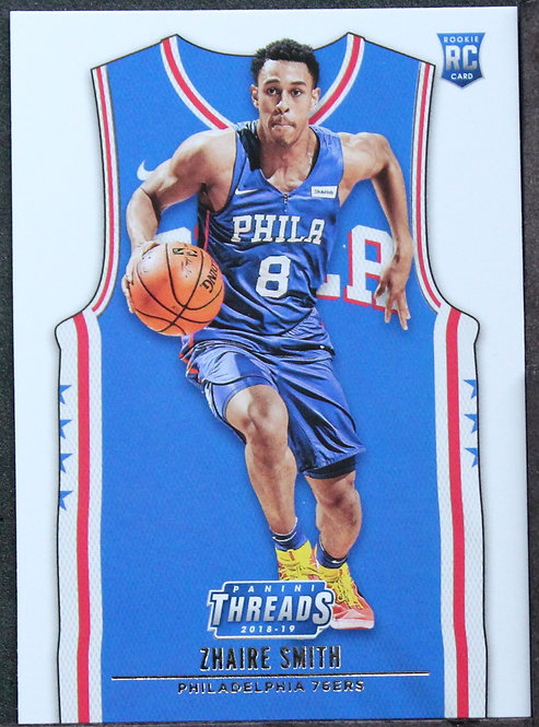 Zhaire Smith 2018-19 Threads ICON RC