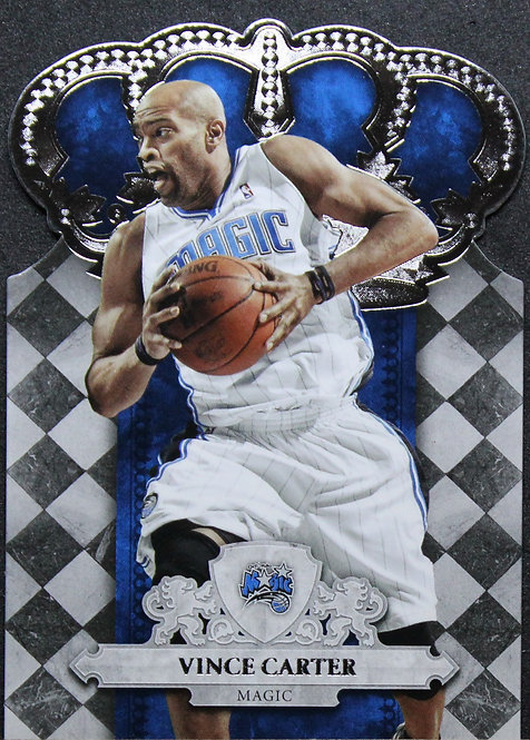 Vince Carter 2009-10 Crown Royale