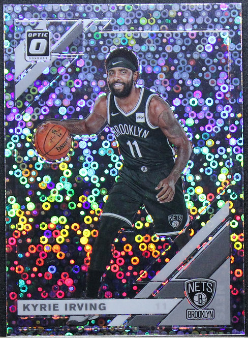 Kyrie Irving 2019-20 Optic Fast Break Silver